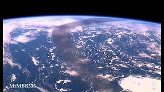 """Massive """"Structure"""" High Above Earth! - Visible From I S S"""