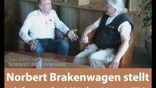 Norbert Brakenwagen stellt sich vor bei Wake News TV 20150620