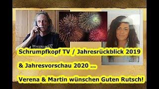 Trailer: Schrumpfkopf TV / Jahresrückblick 2019 und Jahresvorschau 2020 mit Martin & Verena ...